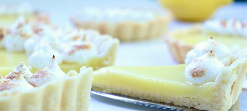 Perfect Lemon Tart